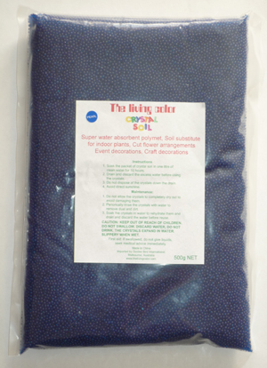 Blue Crystal Soil 480g